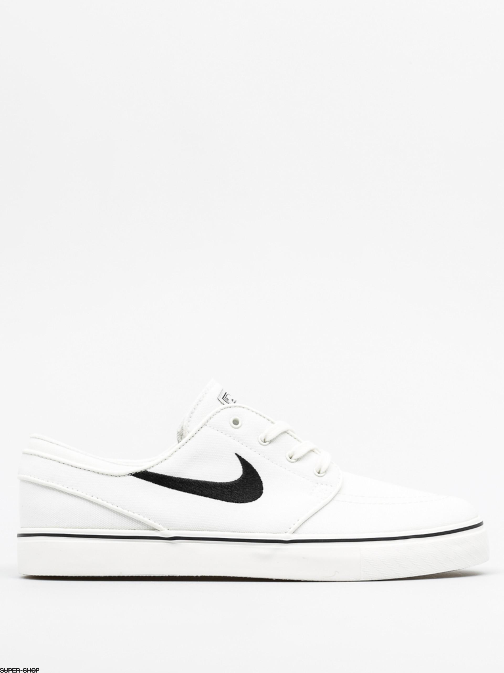 84208d6c5b Nike SB Shoes Zoom Stefan Janoski Cnvs (summit white/black)