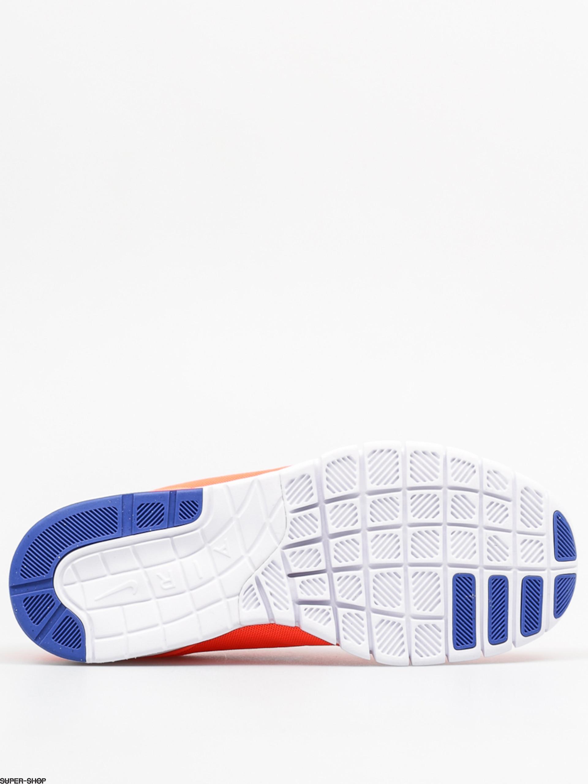 20c015637e3d Nike SB Shoes Stefan Janoski Max (total crimson racer blue white)