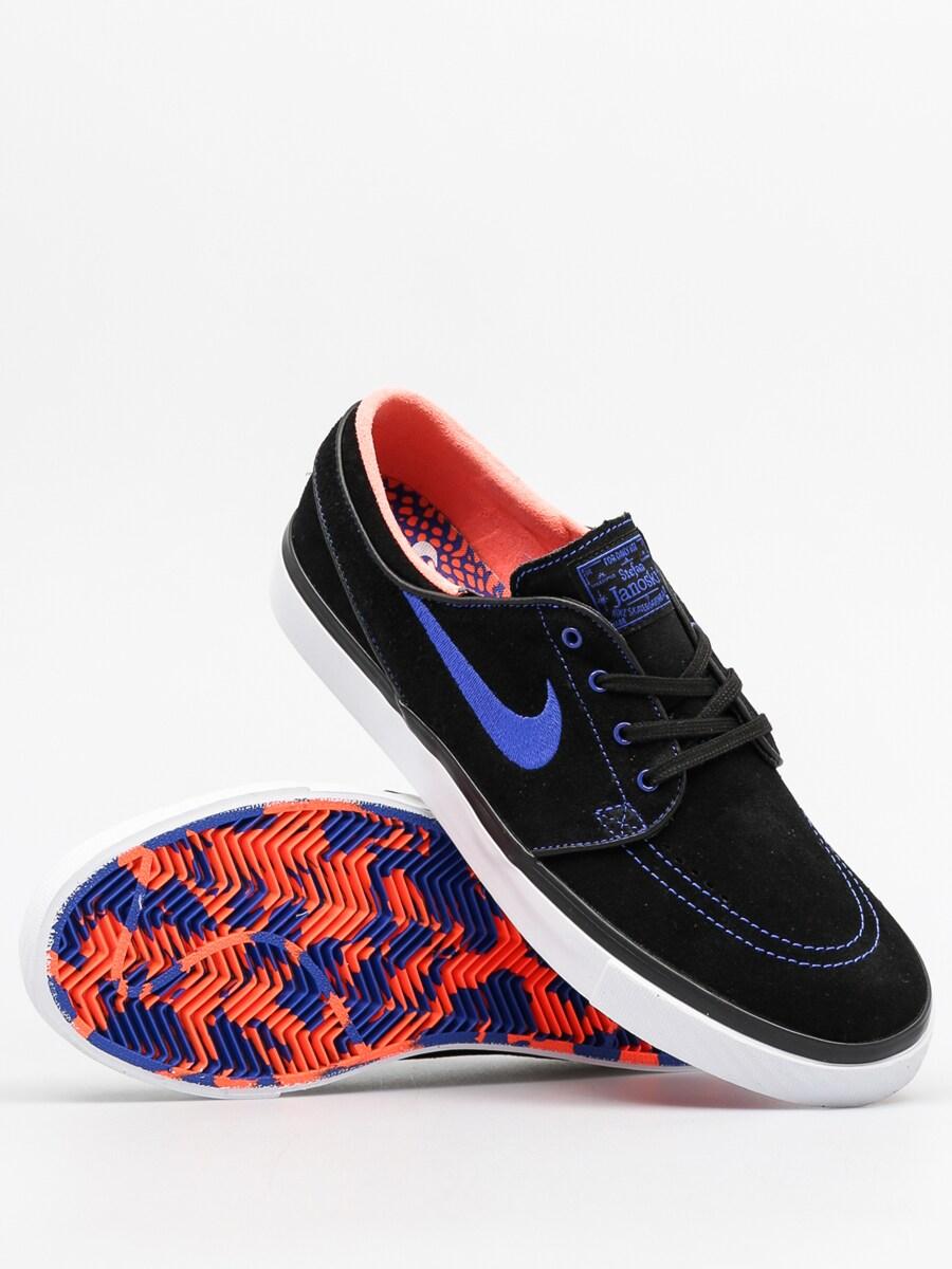 tal vez plan Dictadura  Nike SB Shoes Zoom Stefan Janoski (black/rcr blue white ttl crmsn)