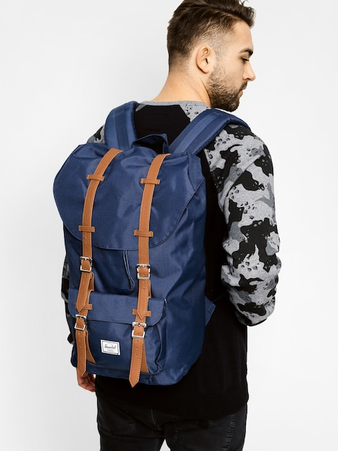 Herschel Supply Co. Rucksack Little America (navy)
