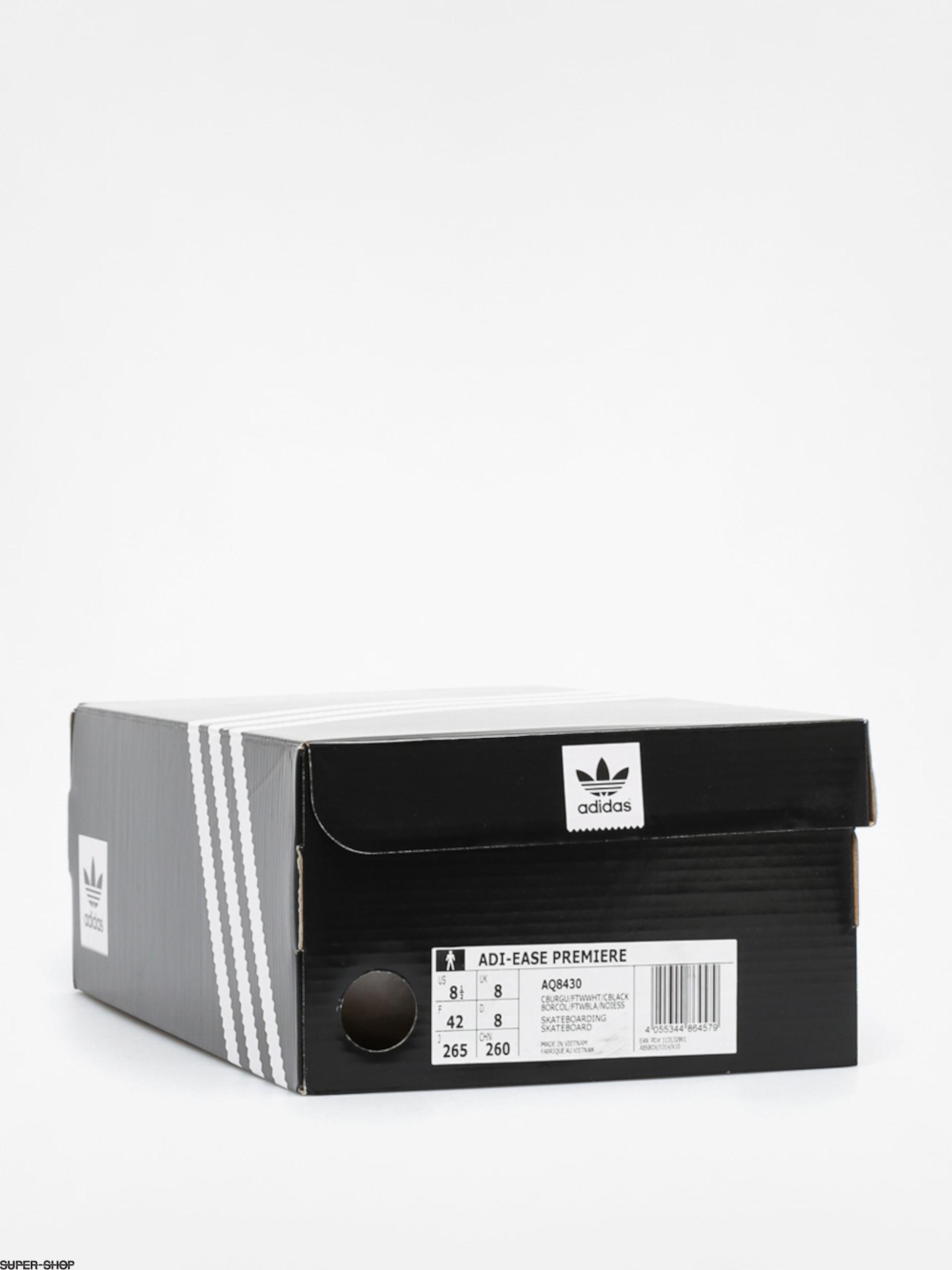 Zapatillas adidas Adi Ease Premiere (cburgu / ftwwht / cblack)