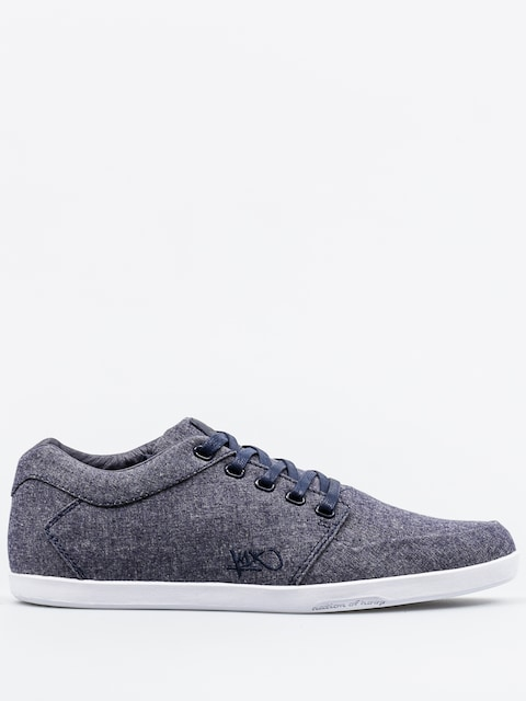 K1x Schuhe Lp Low (navy oxford)