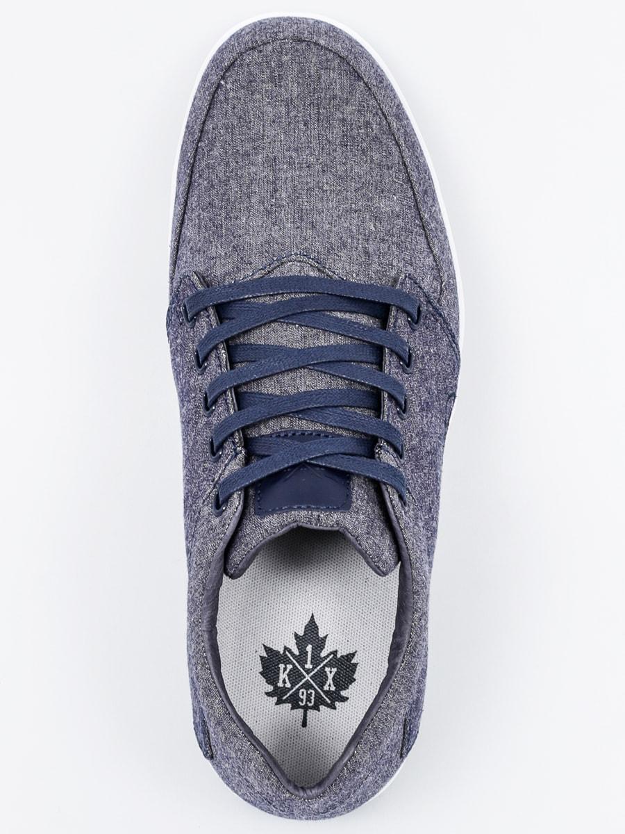 K1x Shoes Lp Low Navy Oxford