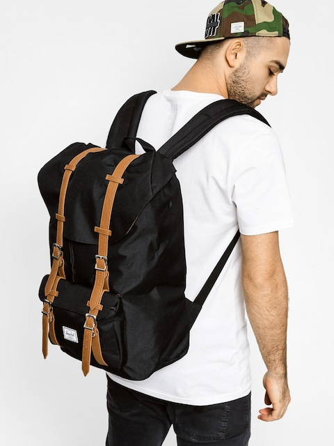 Herschel Supply Co. Backpack Little America (black)