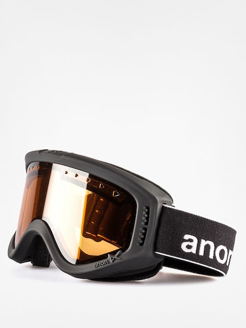 Anon Kinder Goggle Tracker (black/amber)