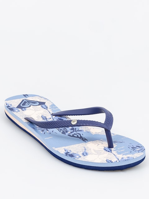 Roxy Flip Flops Bermuda J Wmn (blue/navy/light coral)