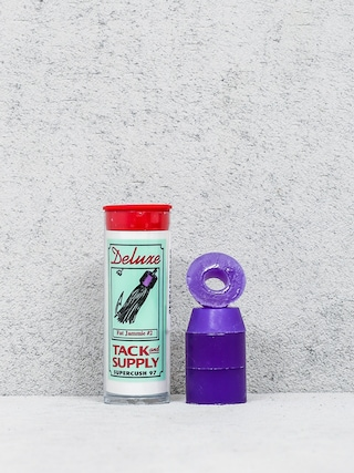 Deluxe Bushings Tack And Supply (purple)