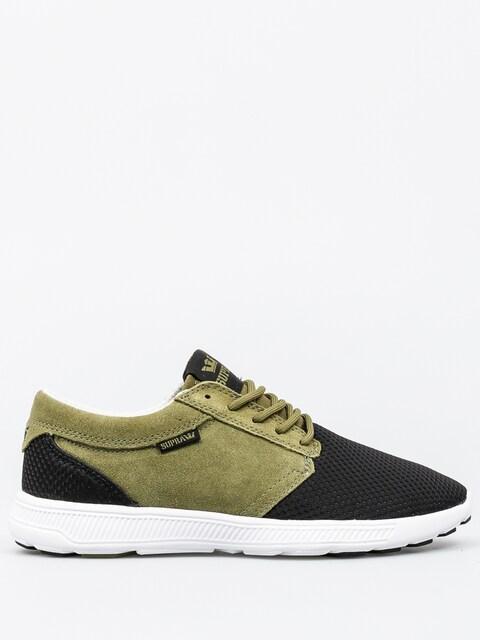 Supra Shoes Hammer Run (olive/black white)