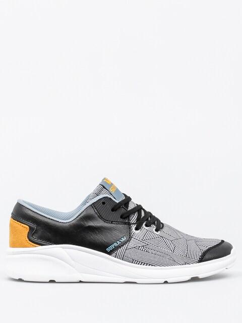 Supra Schuhe Noiz (print/black/gold white)