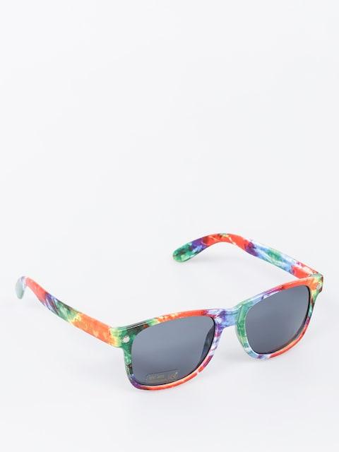 Glassy Sunglasses Leonard (tye dye)