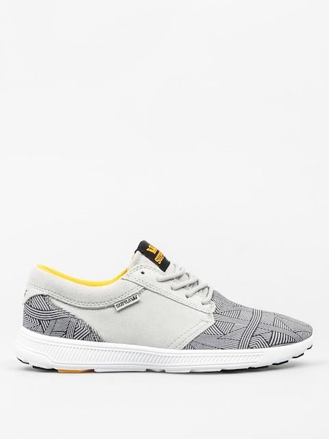 Supra Schuhe Hammer Run (grey violet/print white)