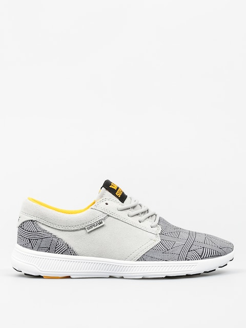 Supra Shoes Hammer Run (grey violet/print white)