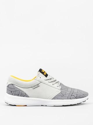 Supra Shoes Hammer Run (grey violet/print white)