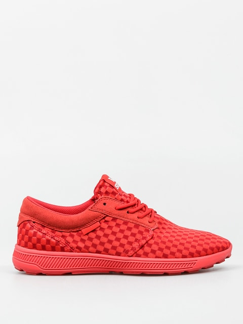 Supra Shoes Hammer Run (red red)