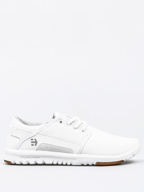 Etnies Shoes Scout Wmn (white/gum)