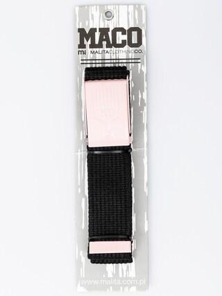 Malita Belt Comb (pink/black)