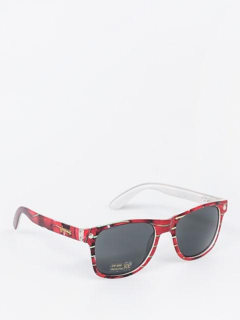 Glassy Sonnenbrille Leonard (cherry)