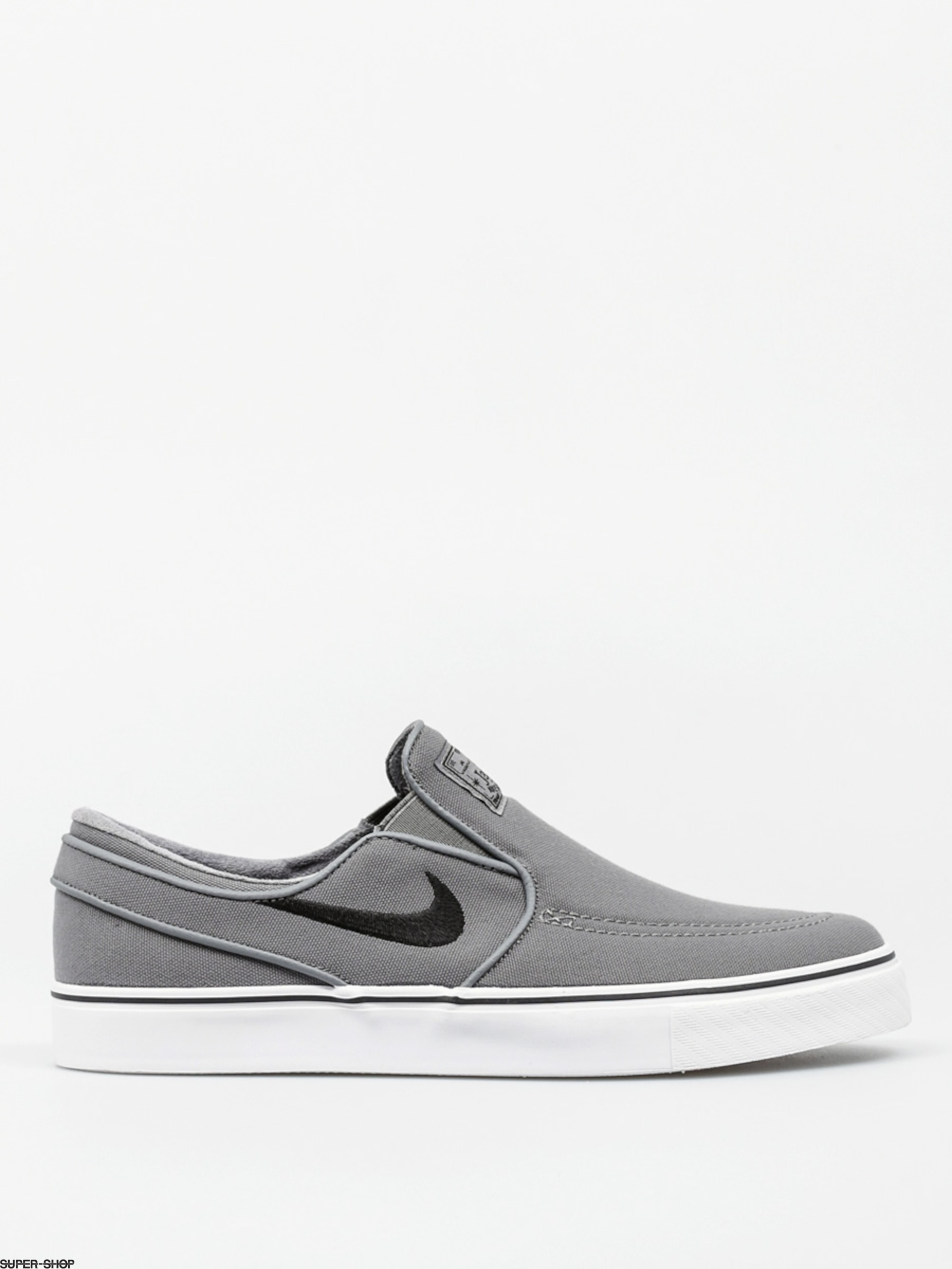 5de653c26b6b Nike SB Shoes Zoom Stefan Janoski Slip Cnvs (cool grey black white)