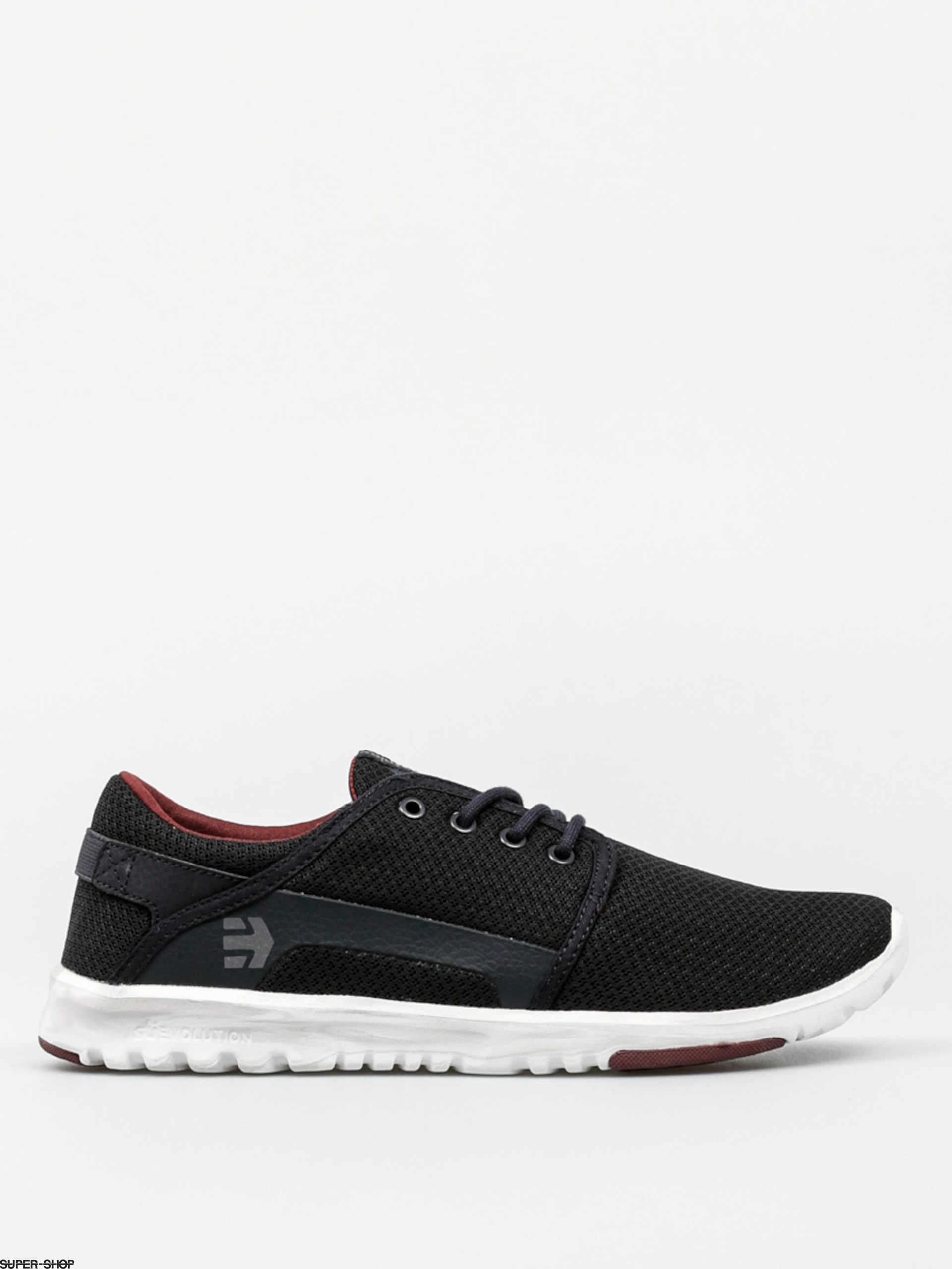 Etnies Scout YB Navy//Red//White Shoe