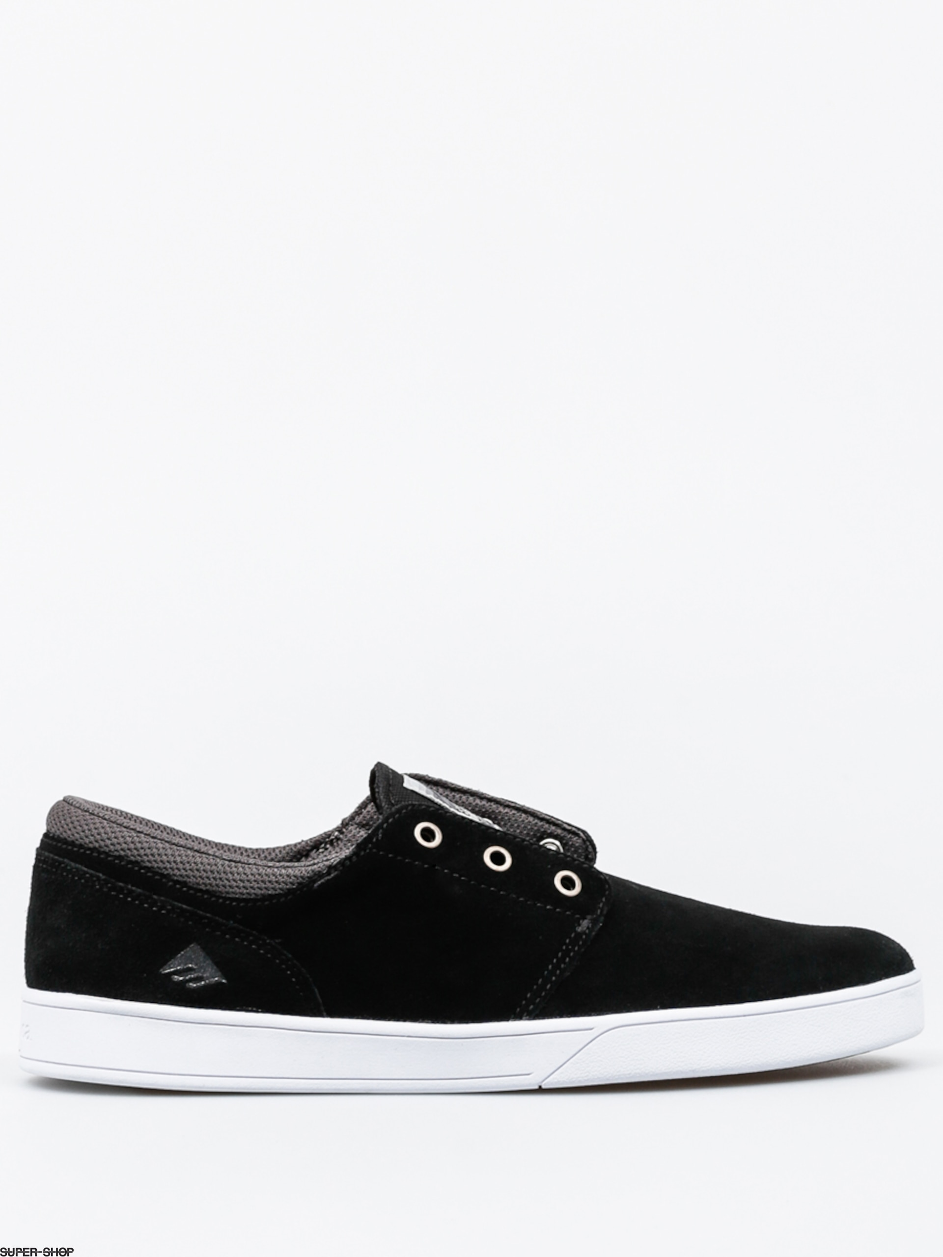 Emerica Shoes The Figueroa (black/white/white)