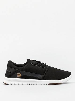 Etnies Shoes Scout (black/white/gum)