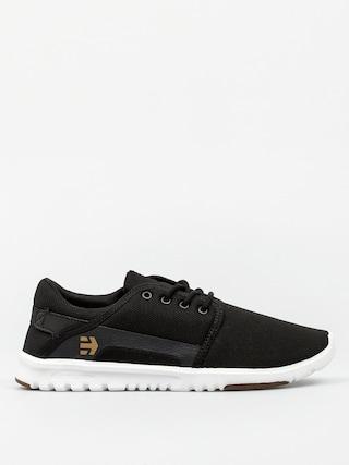 Etnies Shoes Scout (black/white/gum)