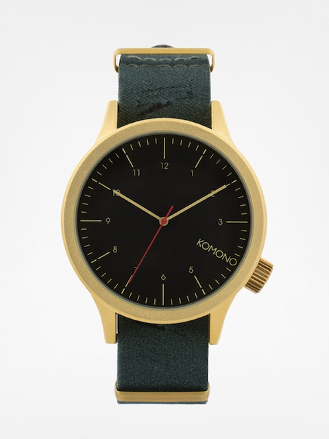 Komono Watch Magnus Magritte (black flag)