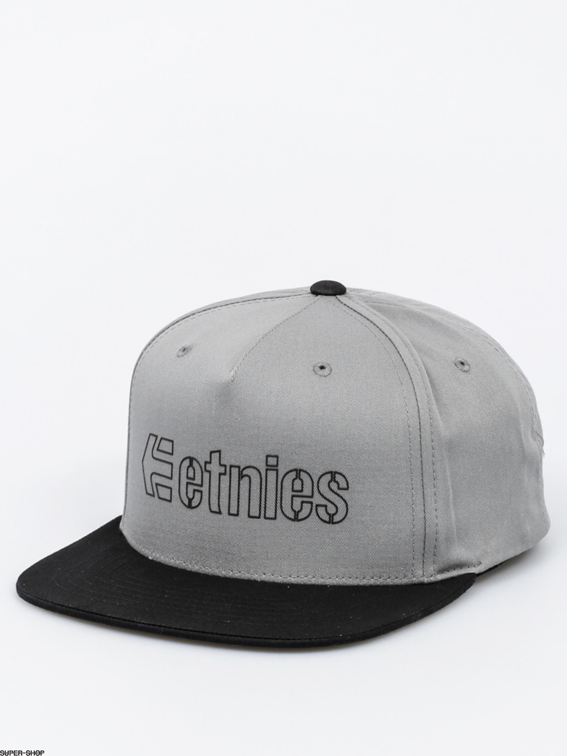 c2d10ac326f 782413-w1920-etnies-cap-corporate-5-snapback-zd-grey-black.jpg