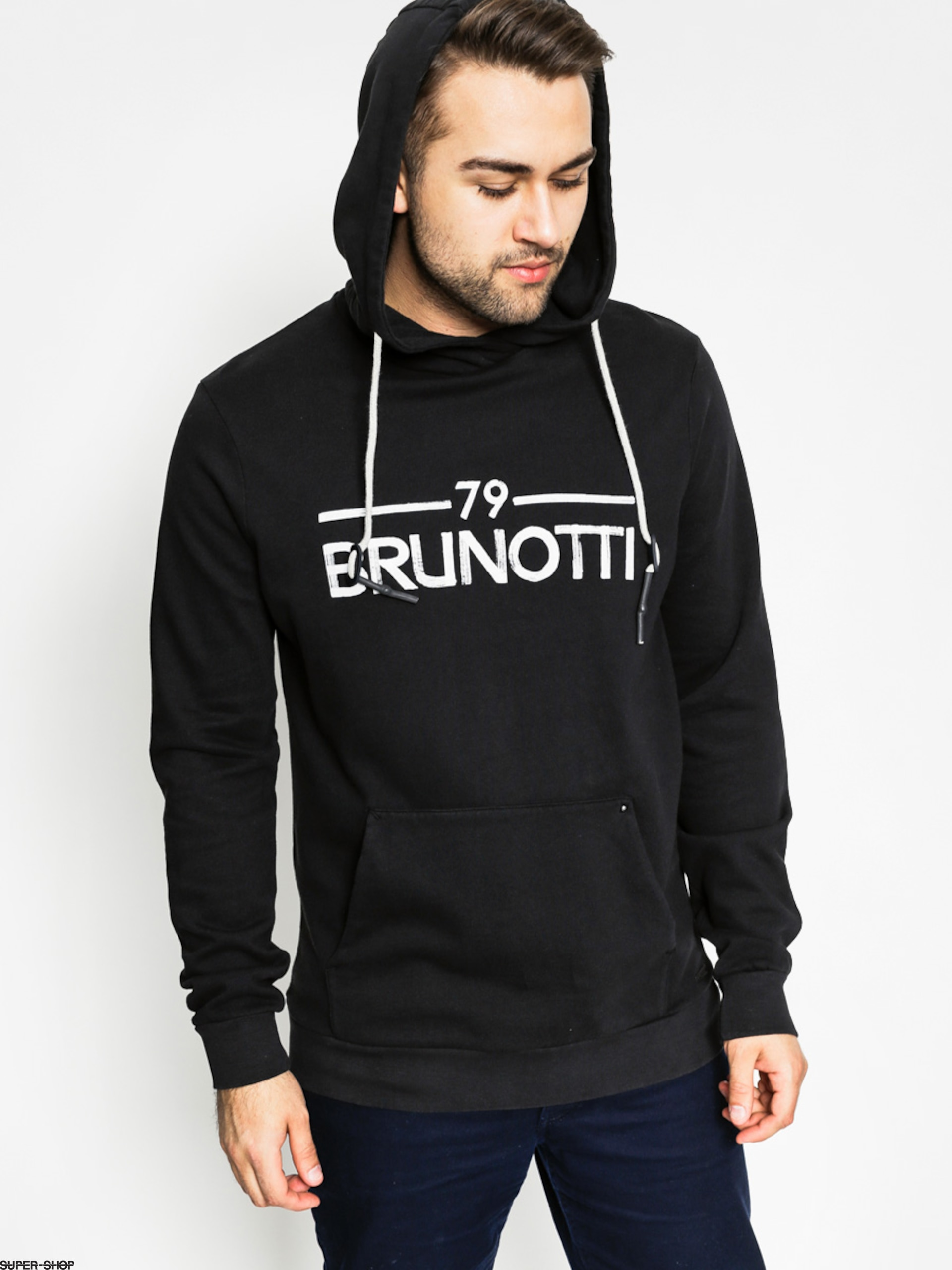 96189655ac260 Brunotti Hoodie Nace HD (black)