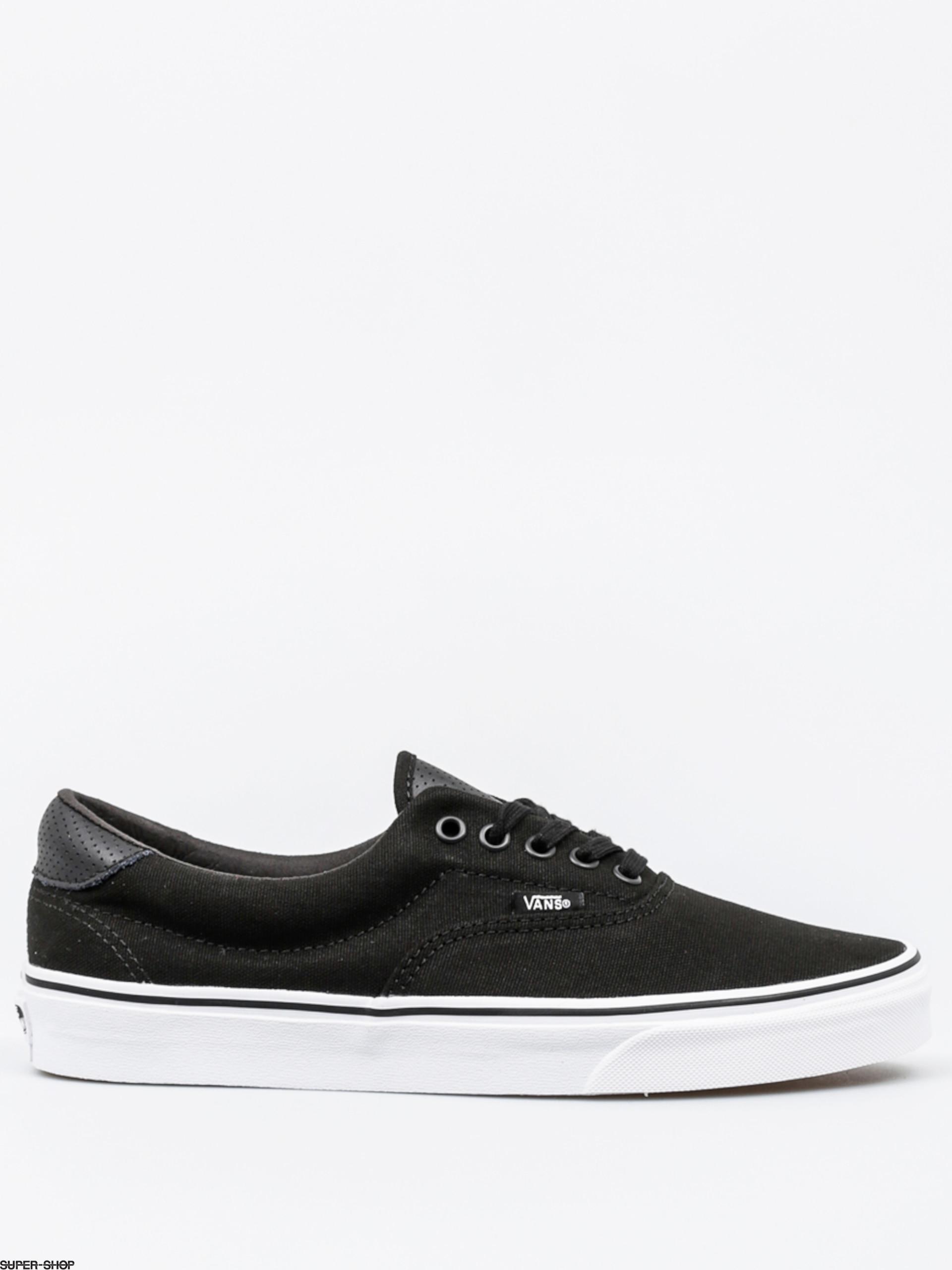 33d061f2eb Vans Shoes Era 59 (c p black true white)