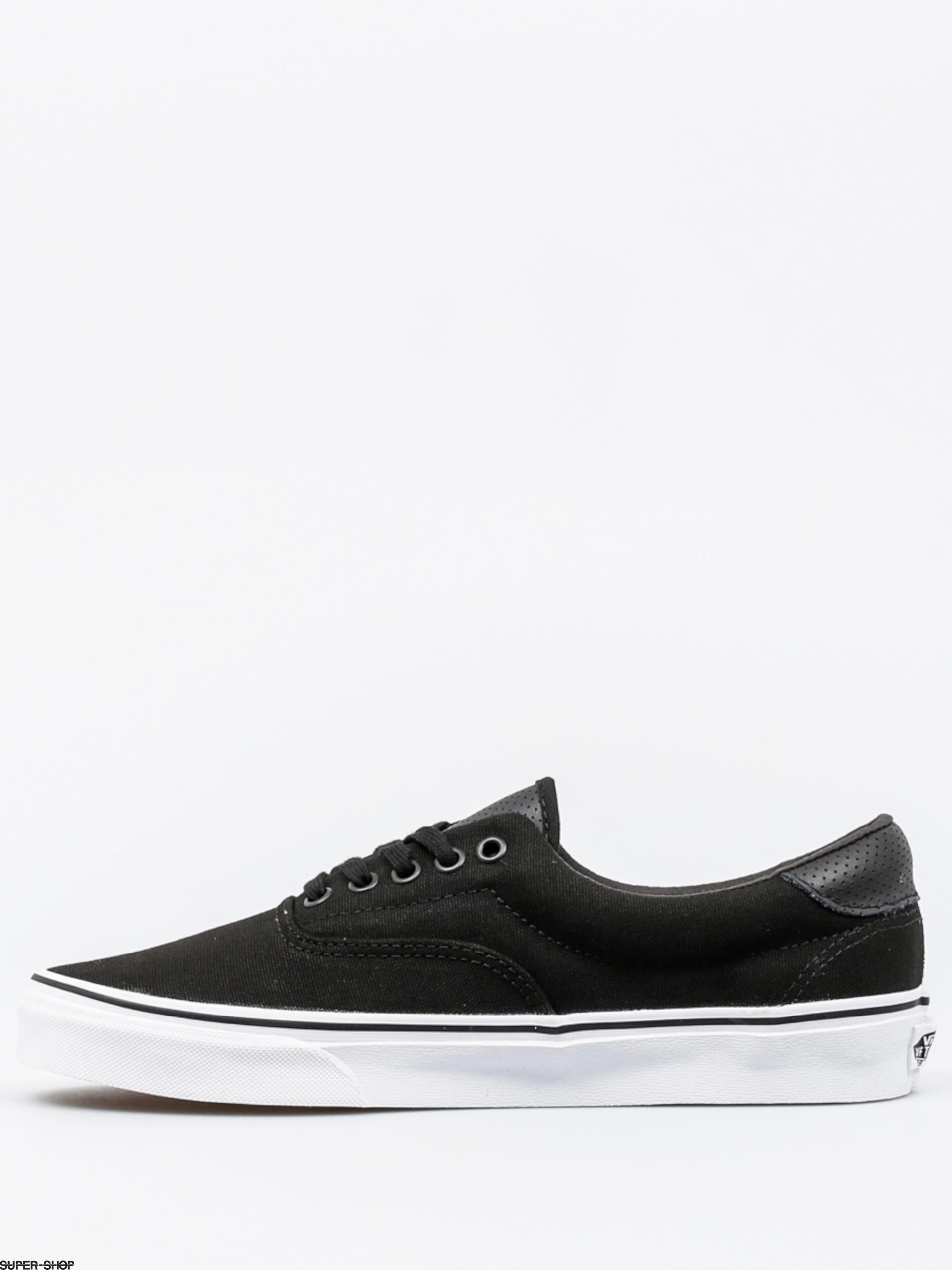4701111c00 Vans Shoes Era 59 (c p black true white)