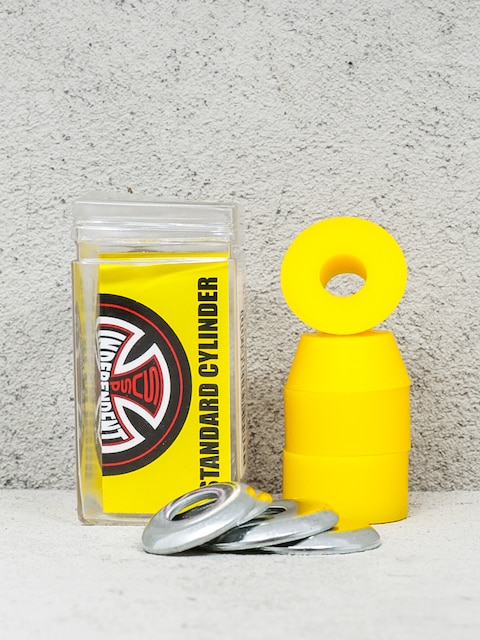 Independent Lenkgummis Standard Cylinder Super Hard (yellow)