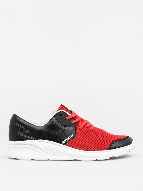 Supra Schuhe Noiz (red/black white)