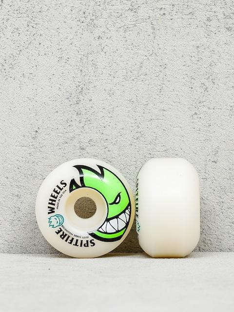 Spitfire Wheels Big Head (white/green)