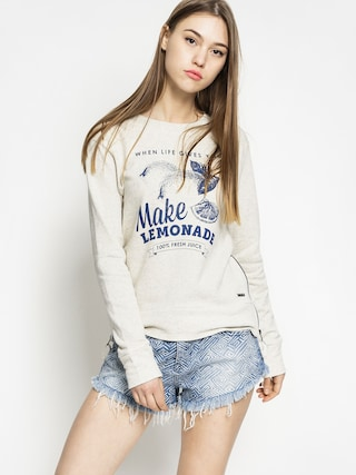 Element Sweatshirt Livia Wmn (ivory heather)