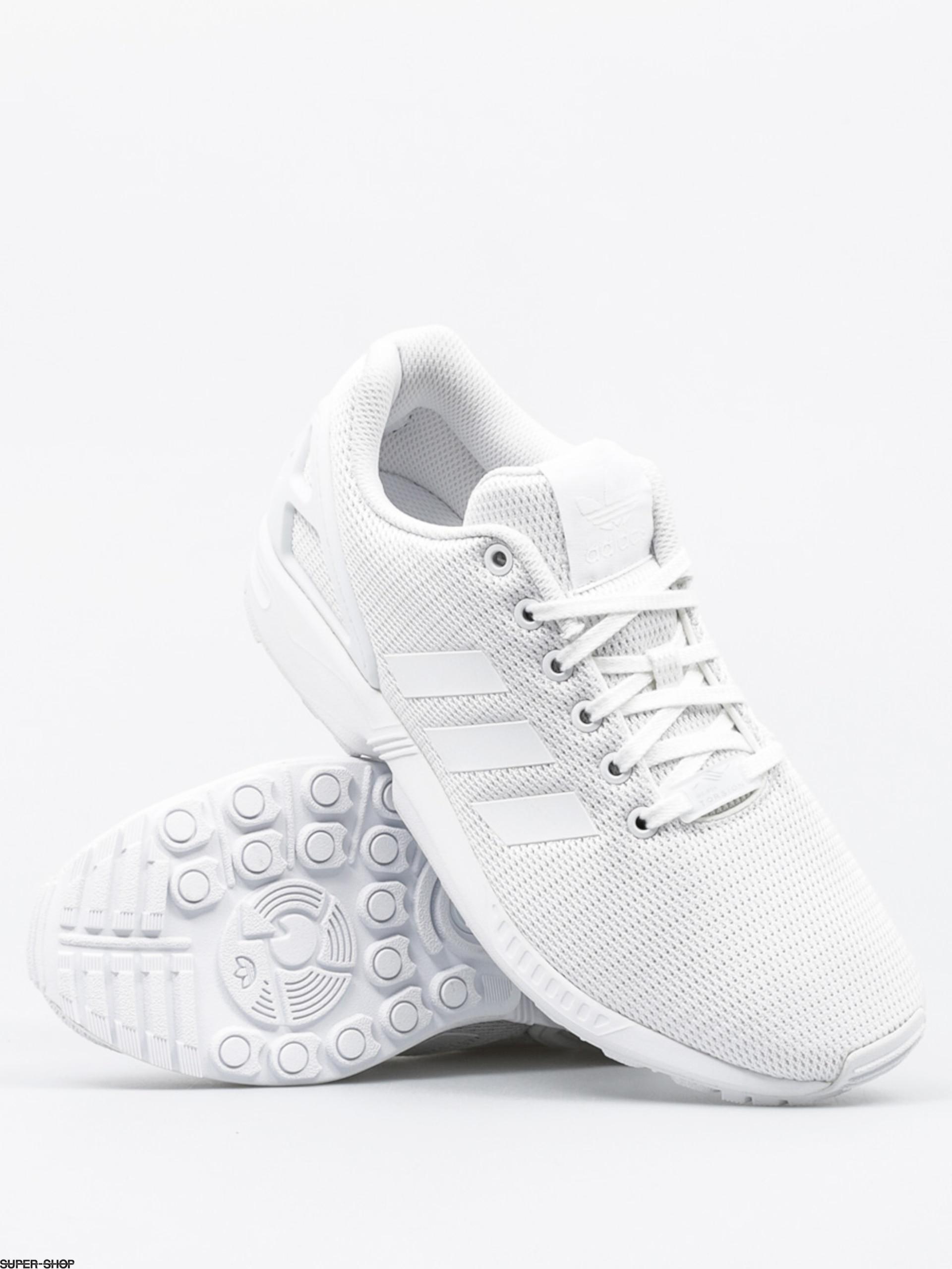 Fluxftwwhtftwwhtclgrey Adidas Schuhe Schuhe Zx Adidas Zx l13uFJTKc