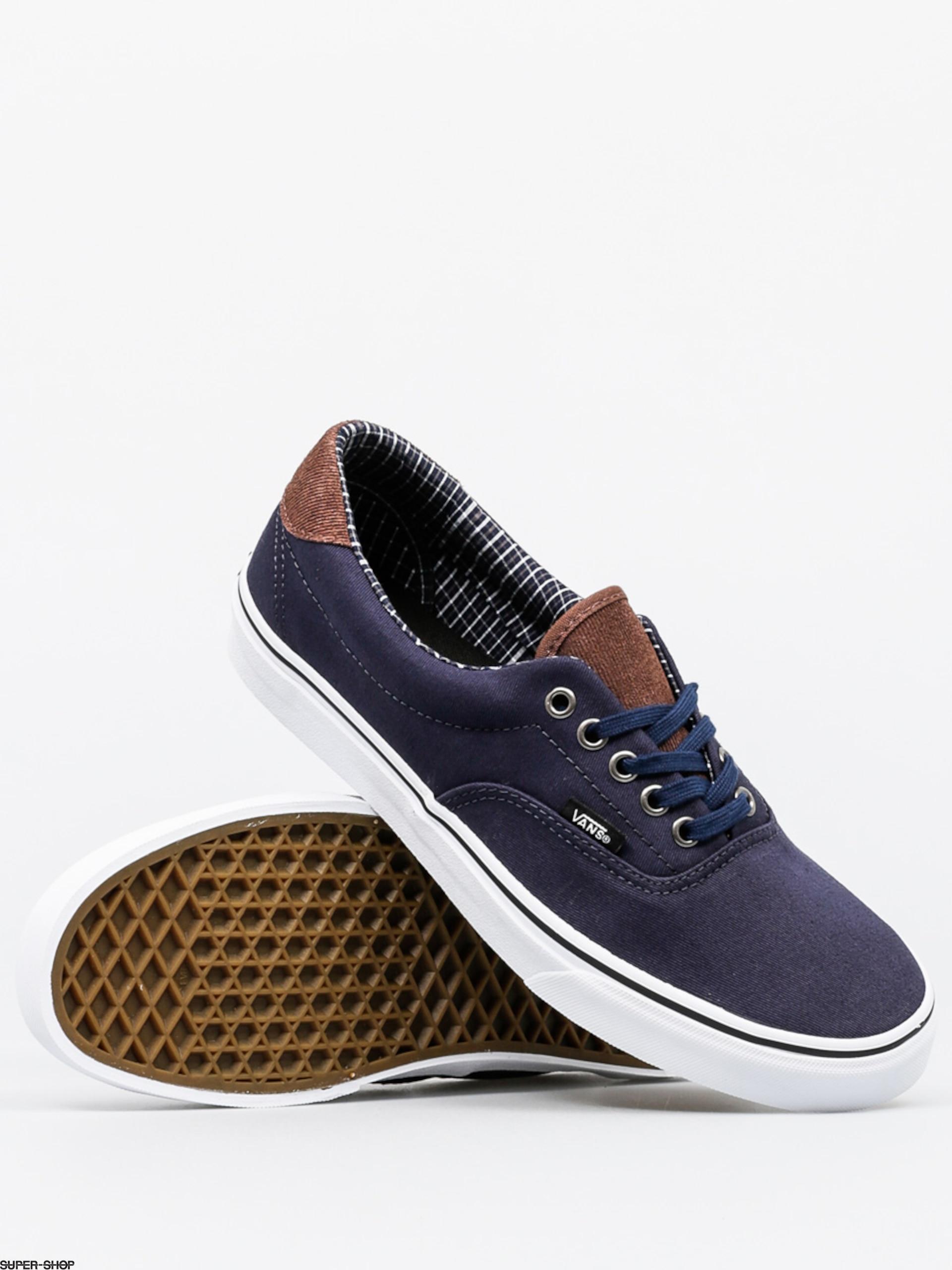 Vans Shoes Era 59 (cord \u0026 plaid/dress blue)