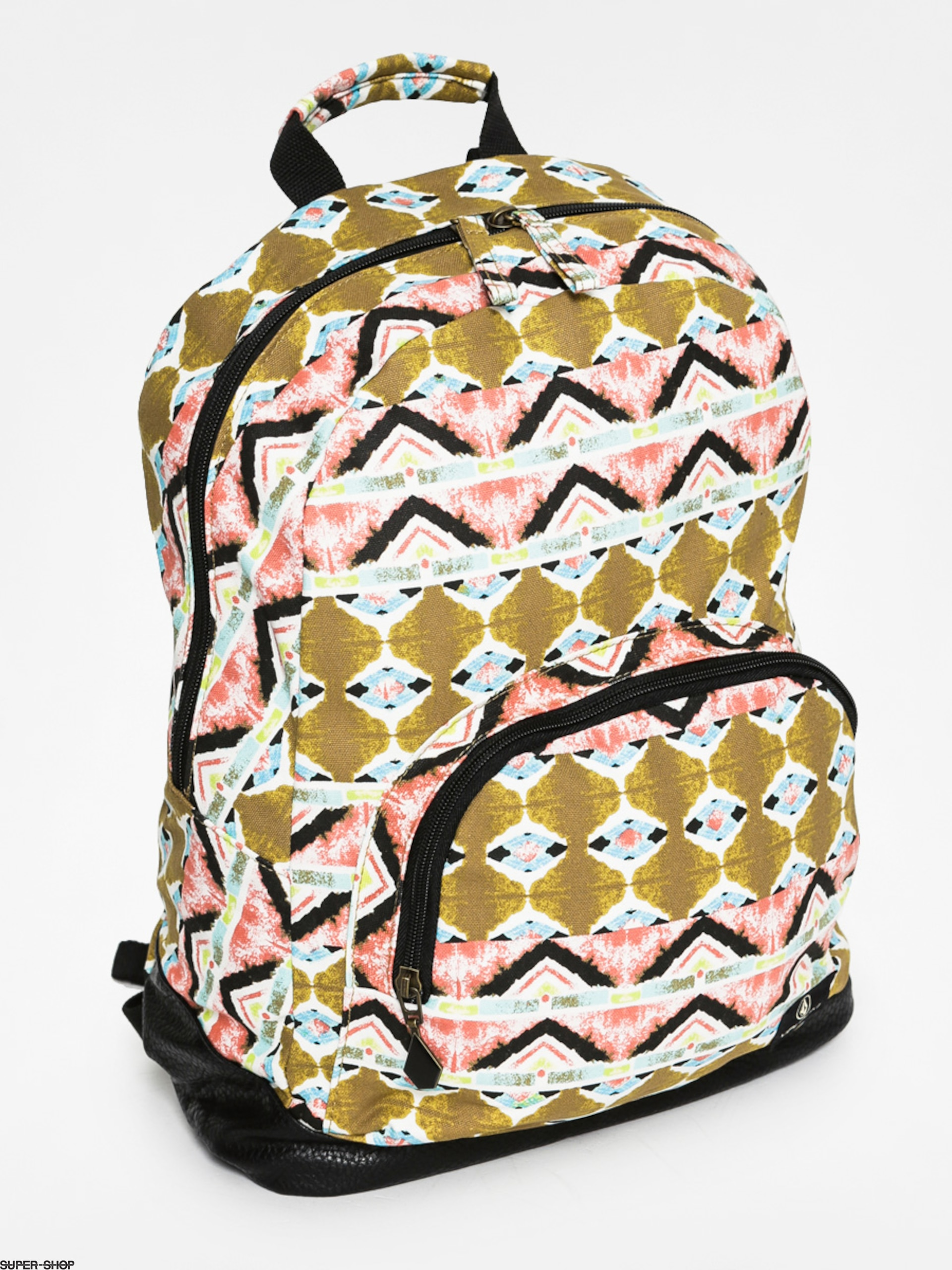 Volcom Backpack Schoolyard Cnvs Wmn (arm)