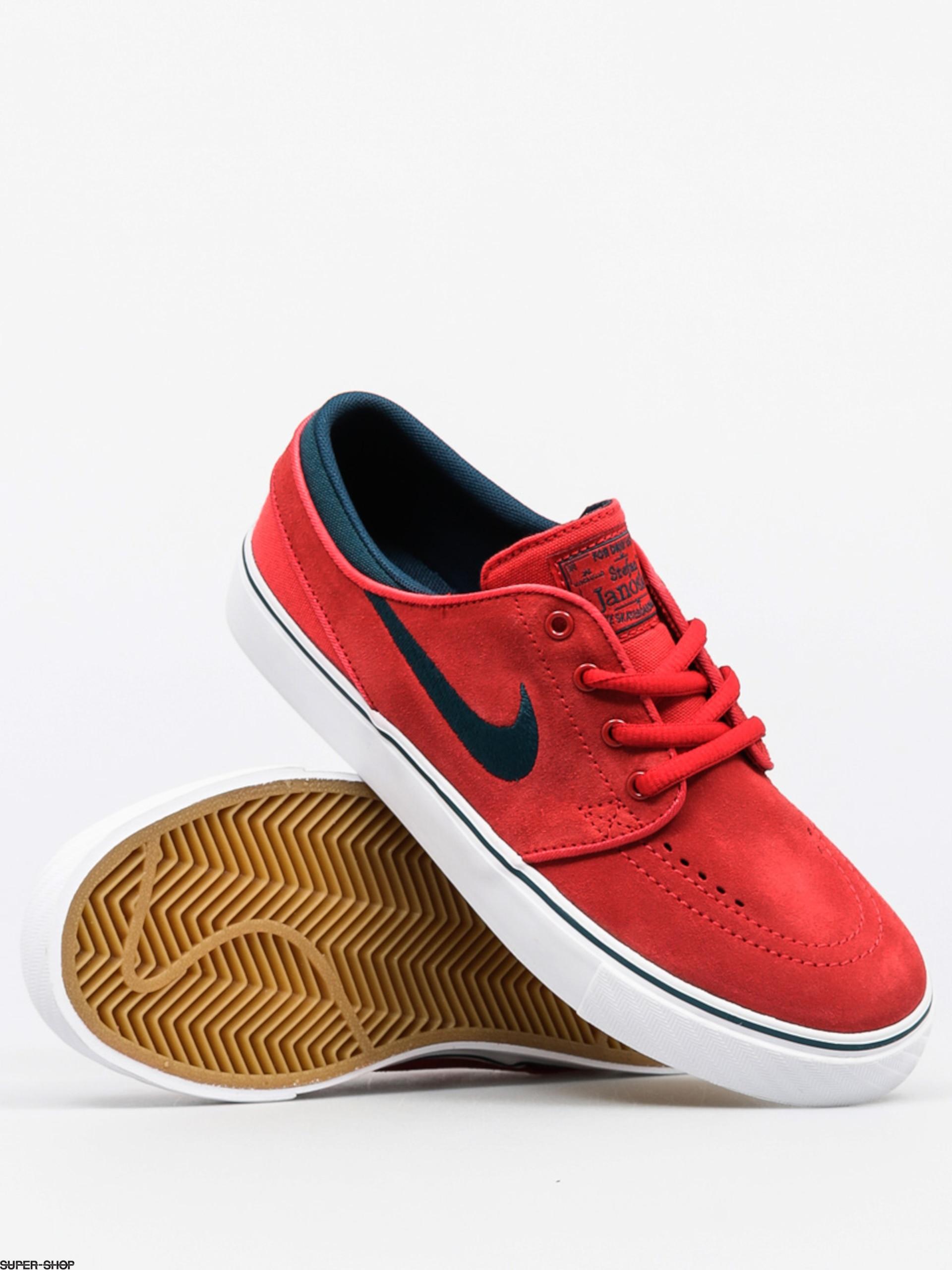 newest 957bb 447e4 Nike SB Kinderschuhe Stefan Janoski Gs (unvrsty rdmdnght trq