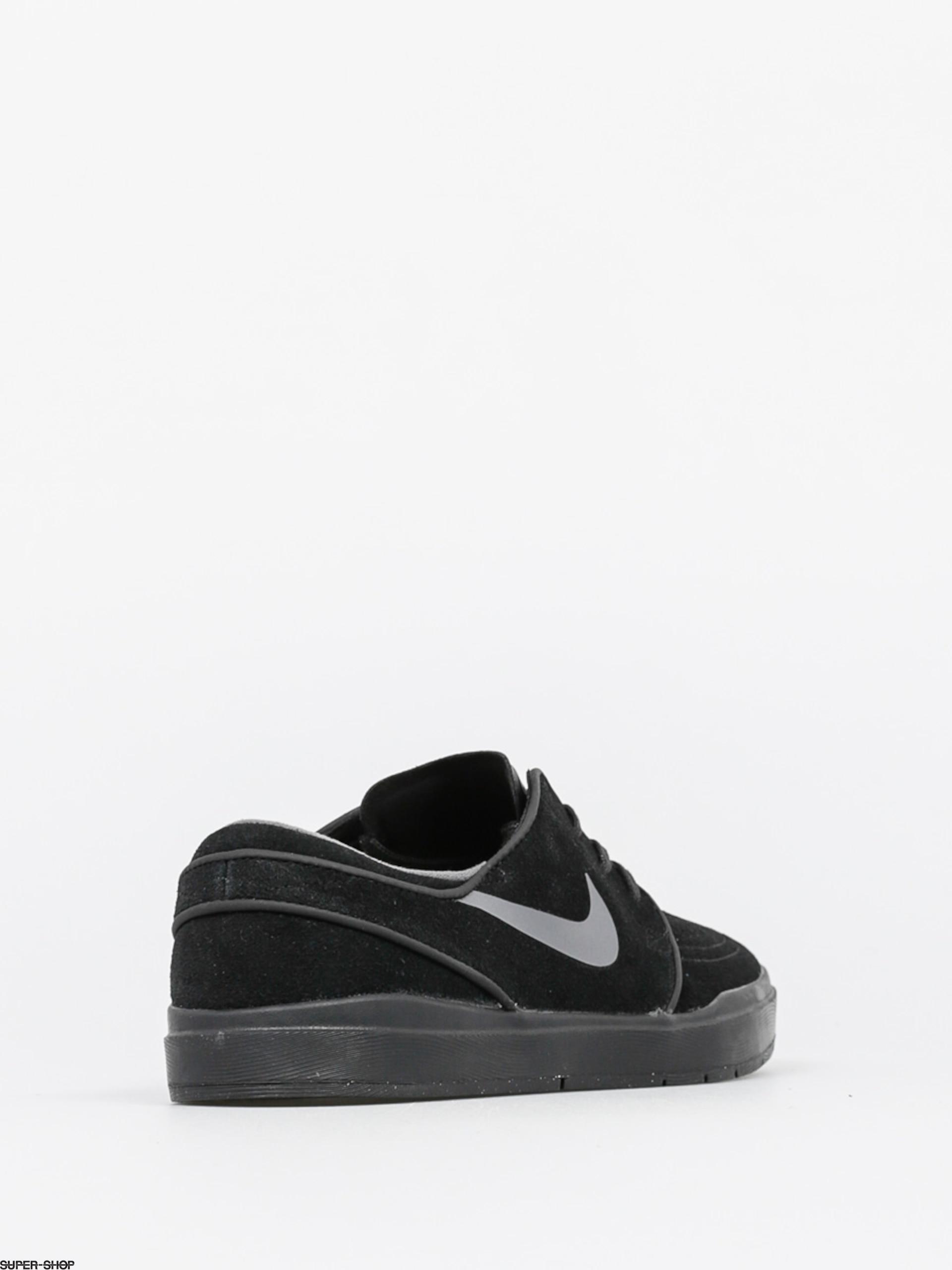 partícula Mm trama  Nike SB Shoes Stefan Janoski Hyperfeel (black/black anthracite black)