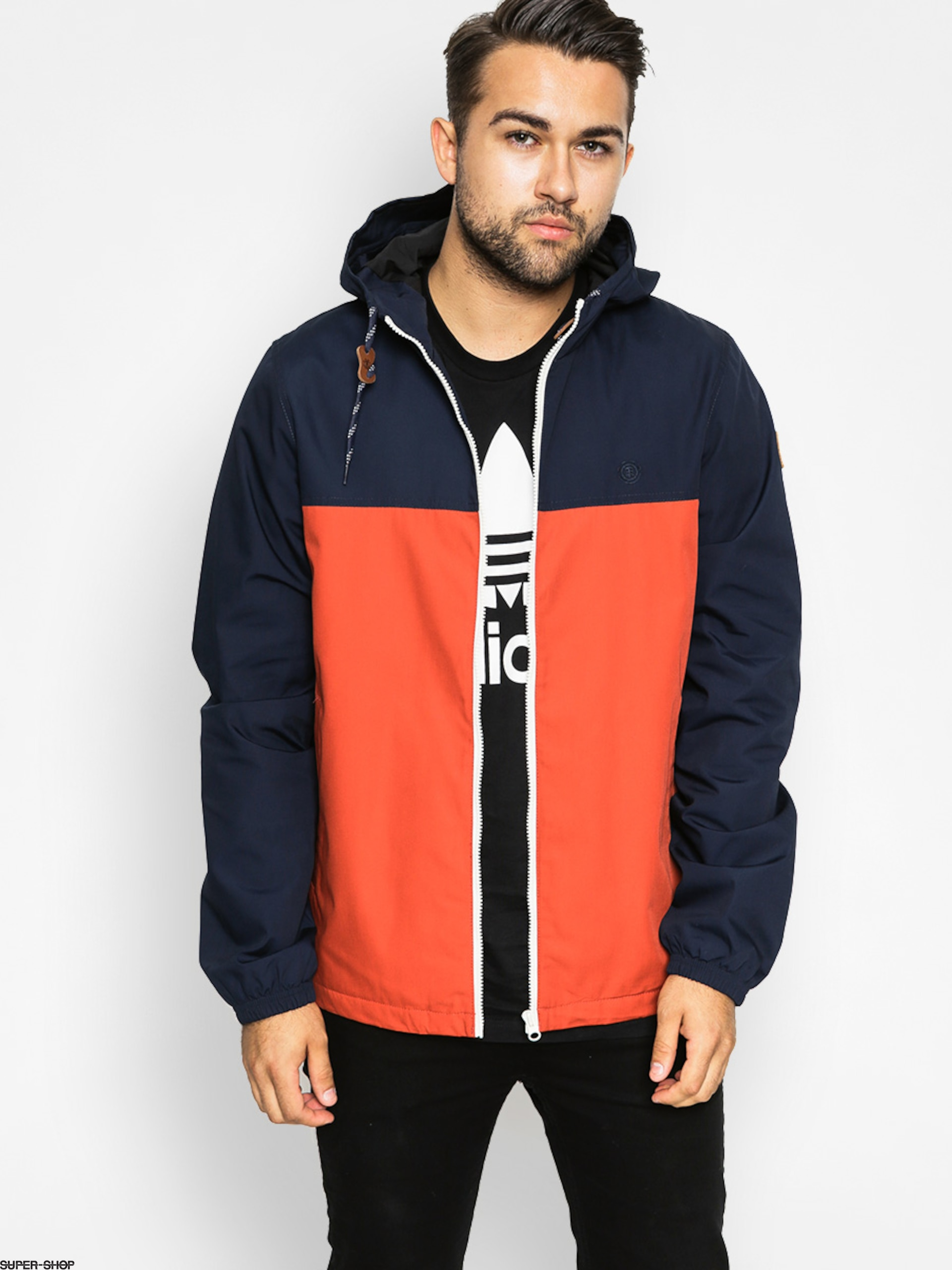 Element Jacke Alder (nat red ecl navy)
