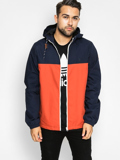 Element Jacket Alder (nat red ecl navy)