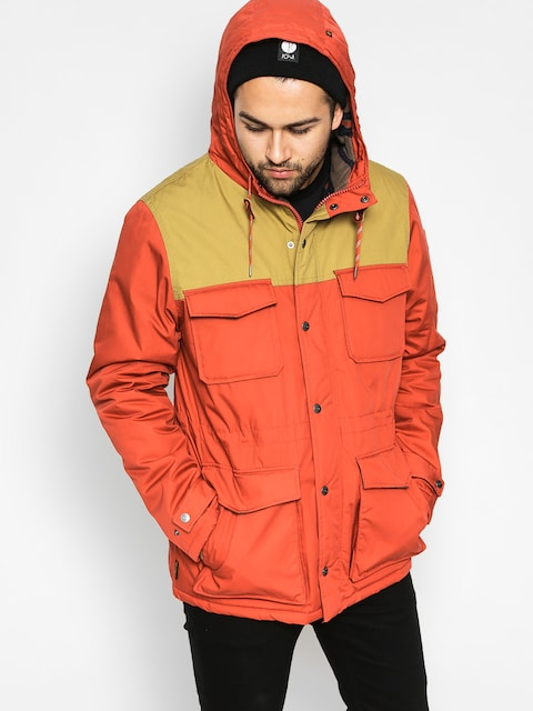 Element Jacke Hemlock (natie red)