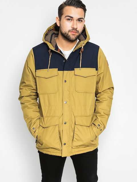 Element Jacke Hemlock (canyon khaki)