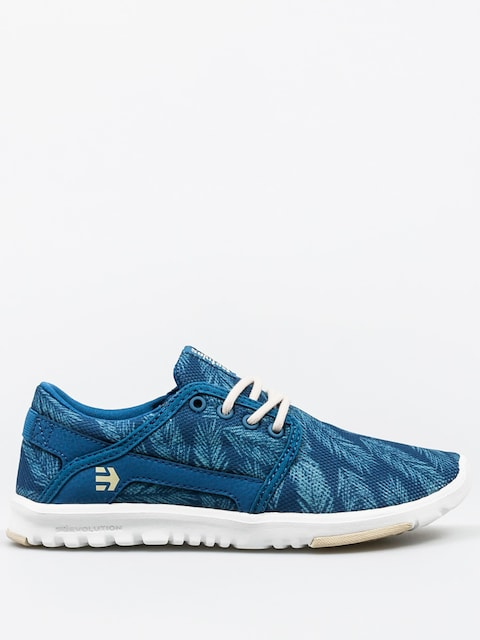 Etnies Shoes Scout Wmn (blue/green)
