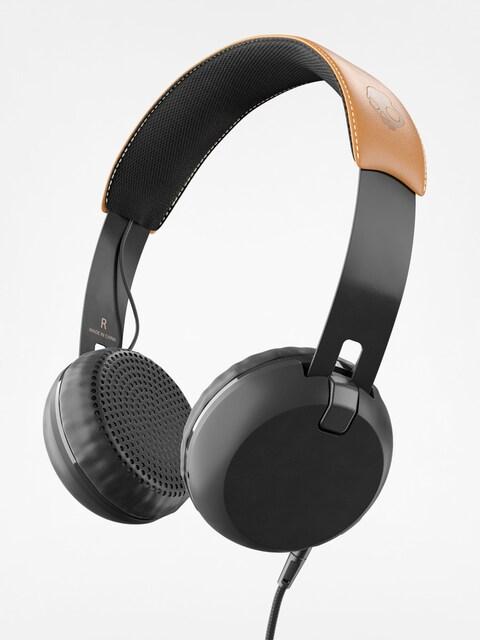 Skullcandy Headphones Grind (black/tanttech)