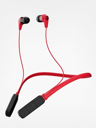Skullcandy Headphones Inkd Wireless (red/black/black)