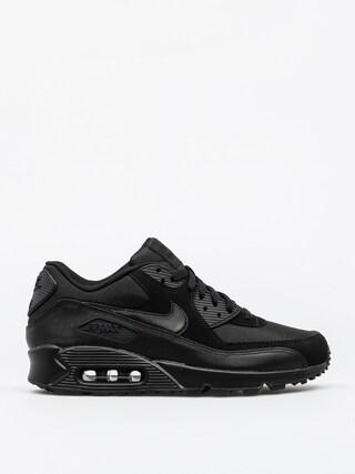 Nike Air Max 90 Essential Shoes (black/black black black)