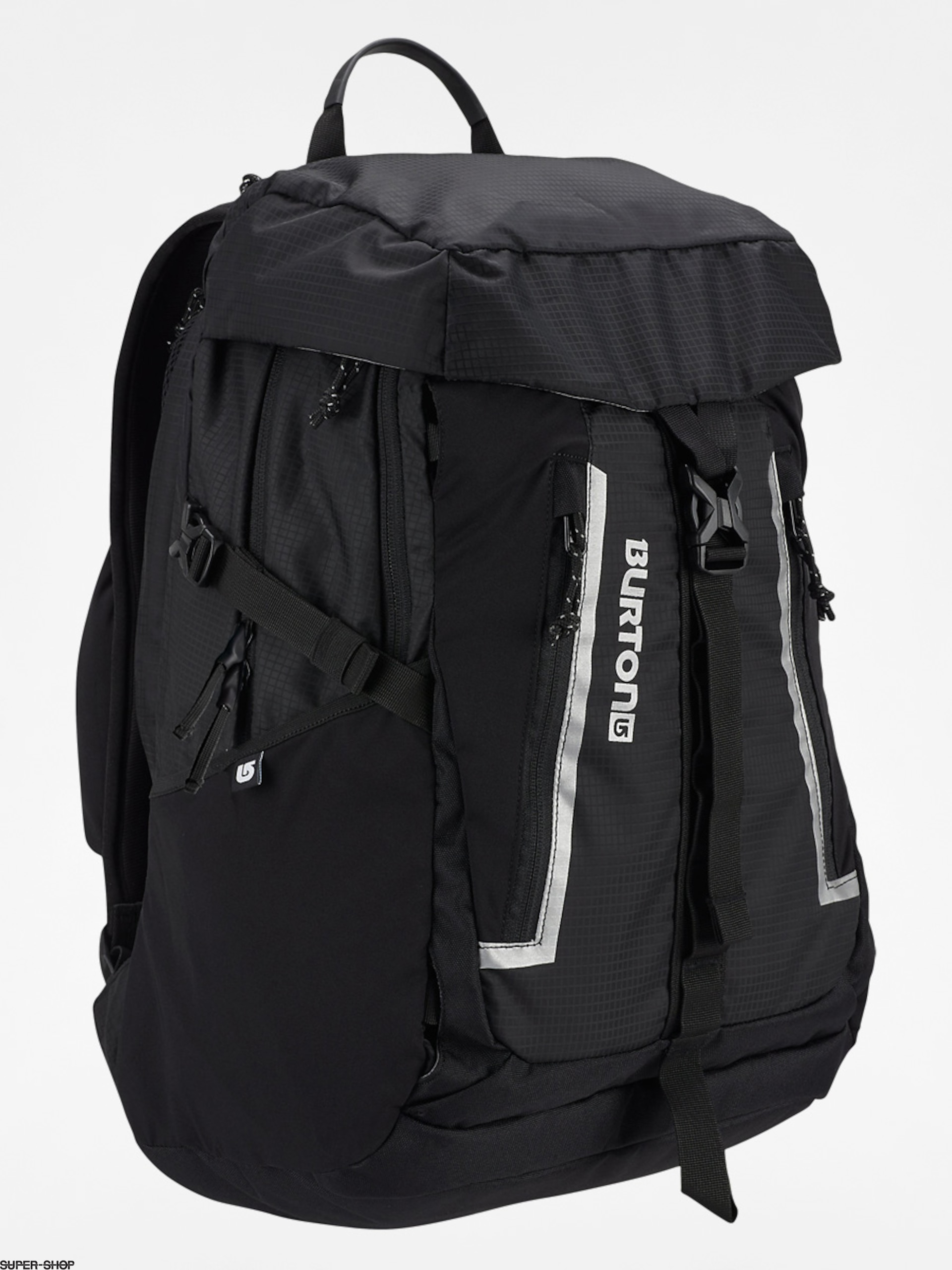 Burton Backpack Dayhiker Pinacle (true black ripstop)
