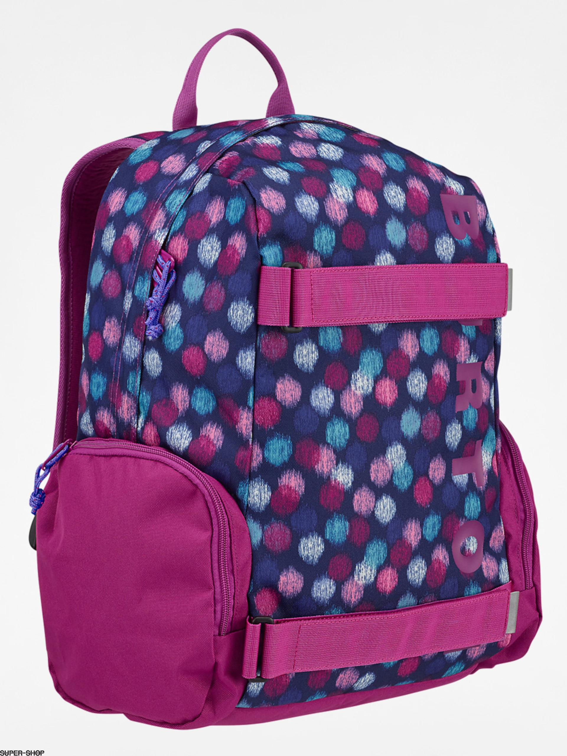 Burton Backpack Kids Emphasis (ikat dot print)
